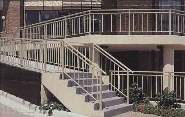 Balustrades and Handrail Systems
